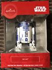 2019 Star Wars R2D2 Hallmark Christmas Ornament - NEW