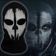 Novel Balaclava Ghost Skull Bike Motorcycle Helmet Hood Ski Sport Neck Face Mask