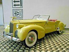 New ListingFranklin Mint 1:24 1940 Packard 180 Custom by Darrin Limited Edition D4C 1/1500