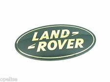 Genuine New LAND ROVER GREEN GRILLE BADGE Freelander 2 LR2 L359 Discovery 4 LR4