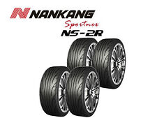 4x Nankang NS-2R Tyres - Track Day/Race/Road - 235/40 ZR18 95Y - (180, STREET)