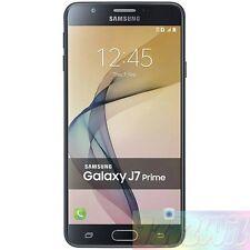 Samsung G6100 J7 Prime Black 32GB 13MP 4G LTE AU WARRANTY Smartphone
