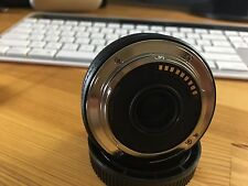 Olympus Zuiko Digital 25mm f/2.8 Lens
