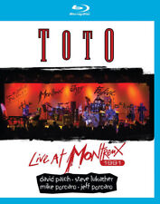 Toto: Live at Montreux 1991 [New Blu-ray] With CD