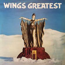 WINGS - Wings Greatest (LP) (VG/VG+)