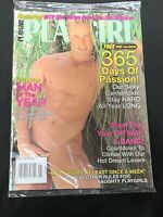 PLAYGIRL January 2002 MTV star BYRON FIELD Spyder Games TODD HUNT - New