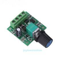 DC New 1.8V 3V 5V 6V 12V 2A Low Voltage Motor Speed Controller Switch PMW 1803BK