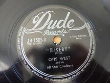 Otis West Misery / The same tear twice Dude JB 1505