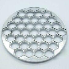 37 Holes Dumplings Maker Ravioli Aluminum Mold Pelmeni DIY Tools Make Pastry
