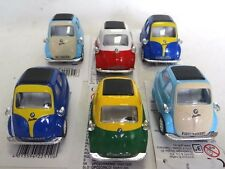 NEW KinSmart BMW Isetta Die cast cars 1:38 Brand-New Collection Various Colors