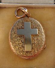 Antique Victorian Gold Locket