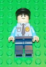 LEGO 6864 - BATMAN - Police Security Guard - MINI FIGURE