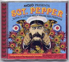 MOJO Presents Sgt Pepper 14-trk CD Circulus Fionn Regan Stephanie Dosen