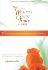 NIV The Woman's Study Bible, Hardcover BRAND NEW!!!
