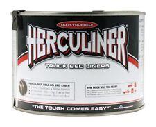 HERCULINER POLYUERTHANE PROTECTIVE COATING 1 QT BLACK HCLOB7 QUART TRUCK LINER