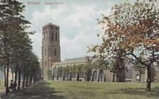 Antique POSTCARD c1907-25 Temple Church BRISTOL, ENGLAND UK Unused 14452