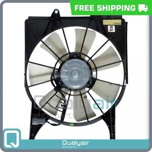 AC Radiator-Condenser Fan fits Acura RDX QU