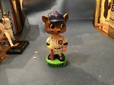 Chicago Cubs Bobblehead Nodder With Original Box