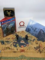 God of War Collectibles from Collector's Edition Brand New