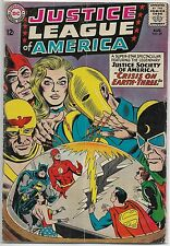 Justice League of America #29 DC 1964 Silver Age Comic (1st Crime Syndicate App.