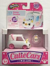 Shopkins Cutie Cars~#17 ZOOMY NOODLES~Mini Box Noodles Shopkin~Die Cast Body~NIB