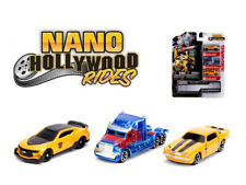 Jada Toys Transformers Nano Hollywood Rides 2016 Chevy Camaro Bumblebee