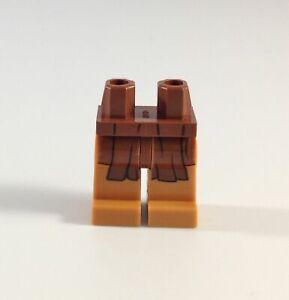 Lego Ithorian Jedi Master Minifigure Legs, Jedi Robe Pattern - Part No 970c150pb