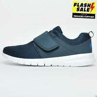 Lonsdale Sivas 2 Strap Men's Comfort Shoes Fitness Workout Gym Trainers Navy