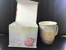 Carson Personalized Coffee Mug With Gift Box Rosa Rose