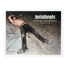 Metalheads by J. Rg Br Ggemann Hardcover Book (English) Heavy Metal