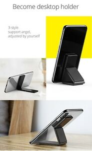 Phone, Pad Holder Car steering wheel GPS Mount Rubber Stand Fixate Nano Holder