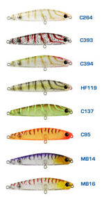 Bassday Sugapen 58F 58 mm Floating Surf Fishing Lure Popper Whiting Sugar Pen BR