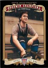 Luc Robitaille 85 2012 Upper Deck Goodwin Champions
