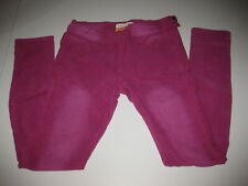 Bleifrei Wear Me Out Womens Corduroy Pants Purple Plum 44
