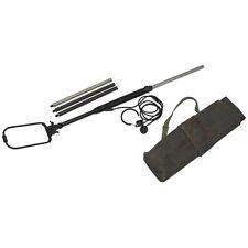 MFH Polnisches Metallsuchgerät W-3-P/A mit Kopfhörer Metalldetektor GEBRAUCHT