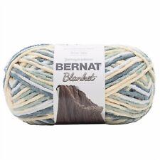 Bernat Blanket Big Ball Yarn Sunshine Green 057355432918