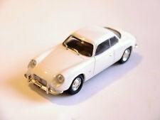 Lancia Appia Zagato GTE in weiß weiss bianco blanc white, Norev in 1:43!