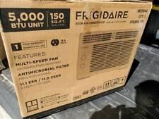 Frigidaire 5000 BTU Compact Window Air Conditioner 150 Sq Ft Home AC Unit