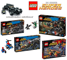 Lego Super Heroes DC Comics Sets - Batman Vs Superman - 76045/76086 & More - NEW