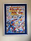 🔥Mr. Brainwash DC Justice League Wonder Woman Superhero Screenprint 51/100 MINT
