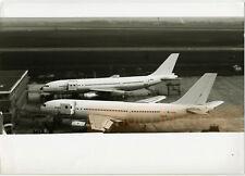 Airbus A300 F-WNDB Air Inter & F-WUAX South African Airways - Photo Vintage 1977