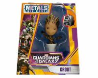 "Metals Guardians of the Galaxy 4"" Potted Groot Die-Cast Collectable Figurine"