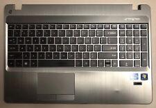 Genuine HP ProBook 4530s OEM Laptop Palm Rest Keyboard Touchpad 646251-001