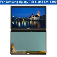Pour Samsung Galaxy Tab S 10.5 SM-T800 Réparation écran tactile écran LCD RHN02