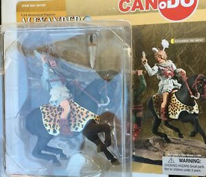 DRAGON FIGURES ALEXANDER THE GREAT 1/24 FACTORY SEALED