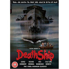 Death Ship NEW PAL Classic DVD Alvin Rakoff George Kennedy Richard Crenna