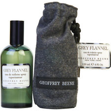 GEOFFREY BEENE GREY FLANNEL EAU DE TOILETTE HOMME 120ml VAPORISATEUR NEUF