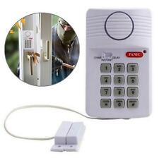 New Security Panic Button Home Hot Alarm System Caravan Door Ring Keypad Garage