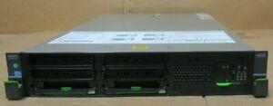 "Fujitsu Primergy RX300 S7 2x Eight-Core E5-2650 2GHz 64GB Ram 6x 3.5"" Bay Server"