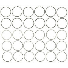 MAHLE Original Engine Piston Ring Set 41625; Moly-Faced Standard Fit